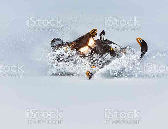 Snowmobile Accident 01