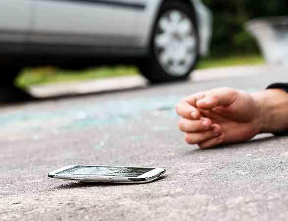 Pedestrian Accident 01